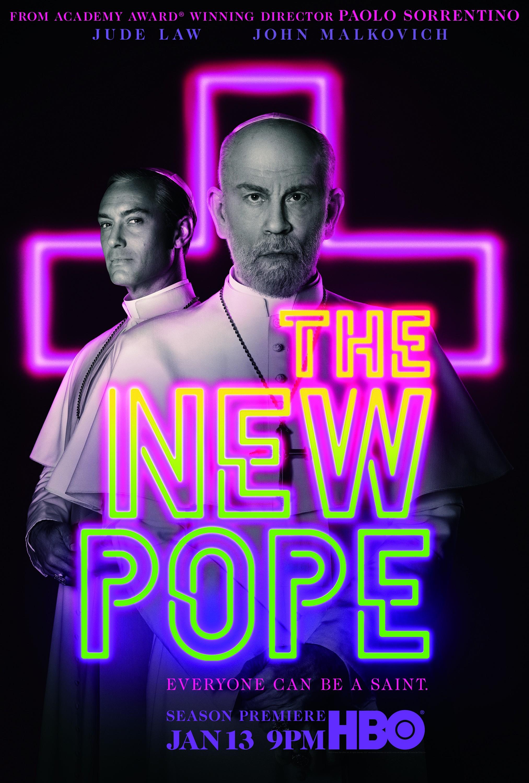 молодой папа постеры капролона имеют